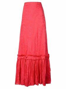 Alexis Karya skirt - Red