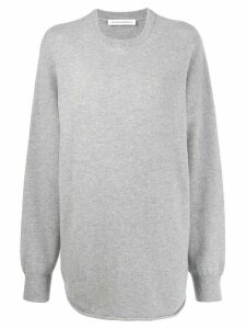 Extreme Cashmere cashmere blend sweater - Grey