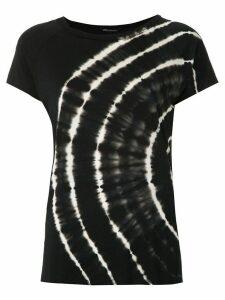 Uma Raquel Davidowicz Chico tie dye blouse - Black