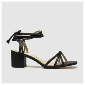Schuh Black Sentiment High Heels