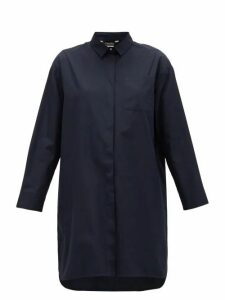 S Max Mara - Luce Shirt - Womens - Navy