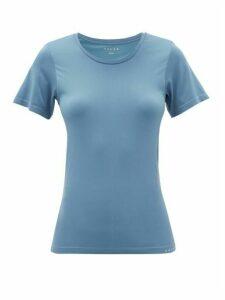 Falke - Technical Jersey T-shirt - Womens - Blue
