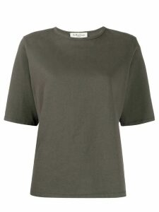 YMC crew neck cotton T-shirt - Grey