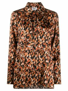 Each X Other x Austyn The Birds We Shoot blouse - ORANGE