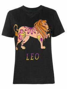 Alberta Ferretti Leo T-shirt - Black