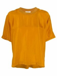 Forte Forte relaxed-fit T-shirt - Yellow