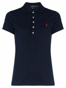 Polo Ralph Lauren piqué polo shirt - Blue