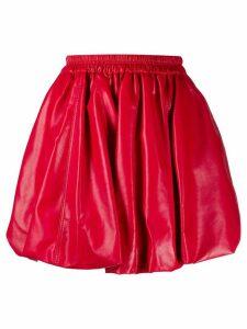 Philosophy Di Lorenzo Serafini pull-on balloon skirt - Red