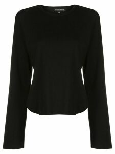 Ann Demeulemeester relaxed fit T-shirt - Black