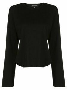 Ann Demeulemeester relaxed fit T-shirt - Black