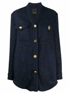 Pinko Valerie cardigan-jacket - Blue