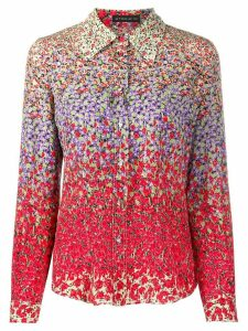 Etro floral print blouse - Red