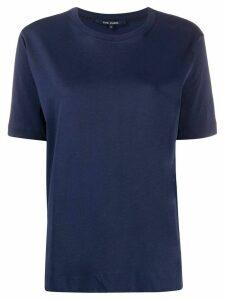 Sofie D'hoore crew neck T-shirt - Blue
