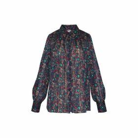 Gerard Darel Large Paisley Print Maxine Shirt