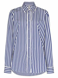 Sunflower classic striped shirt - Blue