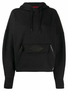 Nike Jordan fleece hoodie - Black