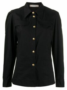 Dorothee Schumacher long sleeve shirt - Black