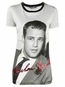 Dolce & Gabbana Marlon Brando T-shirt - Grey