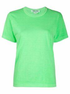 Comme Des Garçons Comme Des Garçons jersey T-shirt - Green