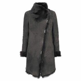 Muubaa Tomis Sheepskin Coat