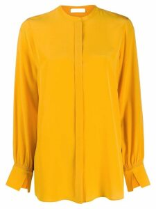 Dorothee Schumacher fluid silk blouse - Yellow