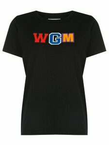BAPE WGM Shark T-shirt - Black