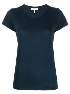 Rag & Bone plain crew neck T-shirt - Blue