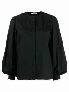 Dorothee Schumacher Poplin Power Blouse - Black