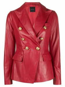 Tagliatore Lizzie blazer - Red