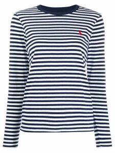 Polo Ralph Lauren chest logo jumper - Blue