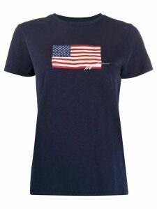 Polo Ralph Lauren USA flag T-shirt - Blue