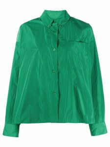 Essentiel Antwerp oversized blouse - Green