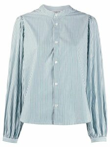 Essentiel Antwerp striped print shirt - Green