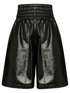Bottega Veneta long boxer shorts - Black