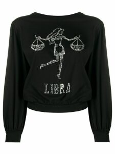 Alberta Ferretti Libra sweatshirt - Black