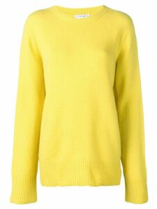 The Row oversized jumper - Yellow