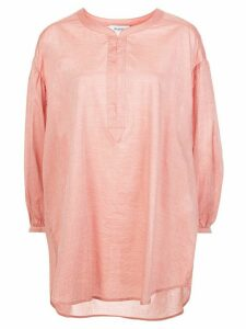 Rodebjer cropped sleeve tunic - PINK