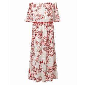 ANYA MAJ Sanana Maxi Dress