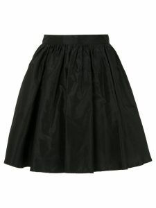 Macgraw Canary high-waisted full skirt - Black