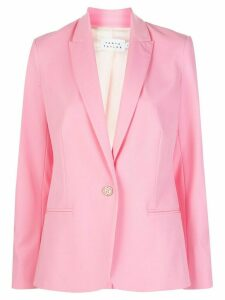Tanya Taylor Annaliese single-breasted blazer - PINK