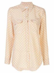 Equipment polka dot shirt - Yellow