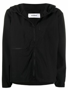Soulland Reese hooded jacket - Black