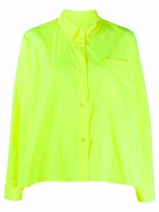 Essentiel Antwerp neon shirt - Yellow