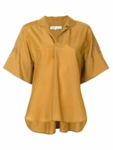 08Sircus shortsleeved blouse - Brown