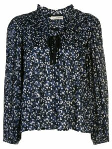 Ulla Johnson Jamila floral print blouse - Blue