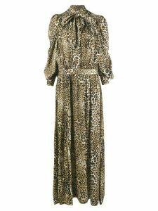 Zadig & Voltaire Run leopard-print dress - NEUTRALS