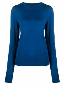 Joseph lightweight knit jumper - Blue