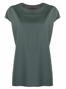 Joseph short sleeve blouse - Grey