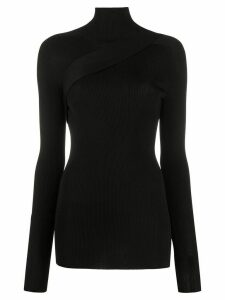 Peter Do turtleneck sweater - Black
