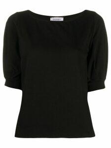 Snobby Sheep round neck short-sleeved T-shirt - Black